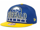 Buffalo Sabres New Era NHL Stack Punch Snap 9FIFTY Cap Snapback Hats