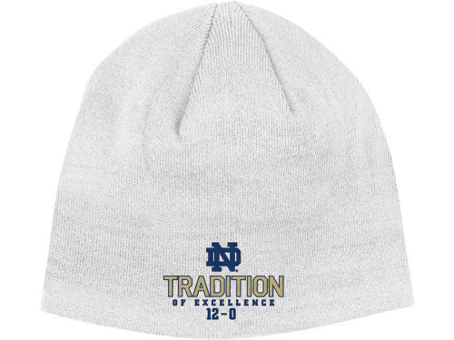 Notre Dame Fighting Irish adidas 2012 Notre Dame Tradition Beanie Hats