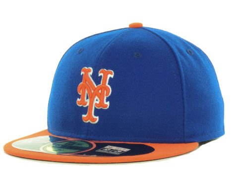 New York Mets New Era MLB Authentic Collection 59FIFTY Cap Hats