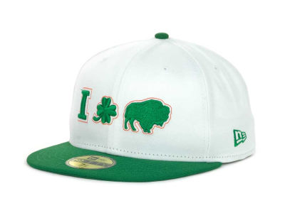 Buffalo Branded Custom 59FIFTY Cap Hats