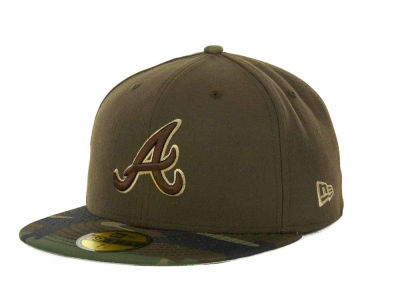 Atlanta Braves MLB Custom 59FIFTY Cap Hats