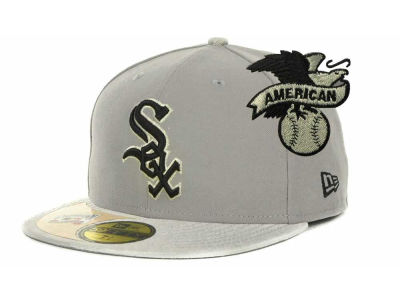 Chicago White Sox MLB Custom 59FIFTY Cap Hats