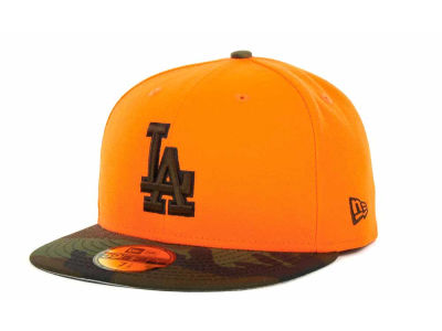 Los Angeles Dodgers MLB Custom 59FIFTY Cap Hats