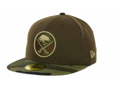 Buffalo Sabres NHL Custom 59FIFTY Cap Hats