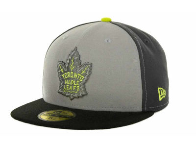 Toronto Maple Leafs NHL Custom 59FIFTY Cap Hats