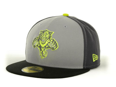 Florida Panthers NHL Custom 59FIFTY Cap Hats
