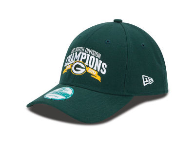 Green Bay Packers NFL 2012 Division Champs 9FORTY Cap Hats