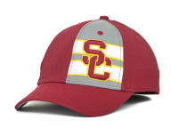 USC Rocko Flex Cap Stretch Fitted Hats