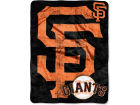San Francisco Giants Northwest Company Micro Raschel 46x60 Triple Play Bed & Bath