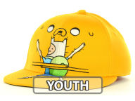 Adventure Time Adventure Bro Hug Stretch Youth Cap Stretch Fitted Hats
