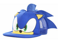 Sonic Sonic Big Face with Ears Truckers Cap Hats