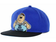 Family Guy Family Guy No Fat Chicks Snapback Cap Adjustable Hats