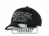 Diary of a Wimpy Kid Quote Adjustable Youth Cap Hats