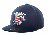 Mitchell and Ness NBA Mitchell & Ness OKC Custom Fitted Cap Hats