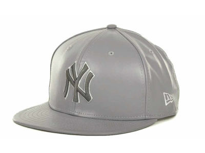 New York Yankees MLB Fauxe Snapback 9FIFTY Cap Hats