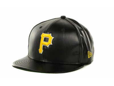 Pittsburgh Pirates MLB Fauxe Snapback 9FIFTY Cap Hats