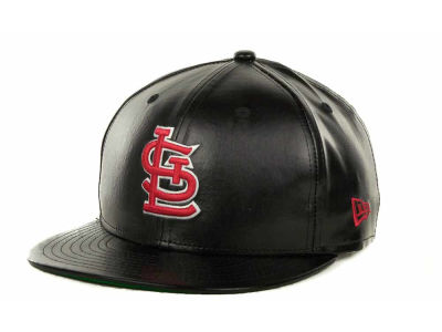 St. Louis Cardinals MLB Fauxe Snapback 9FIFTY Cap Hats