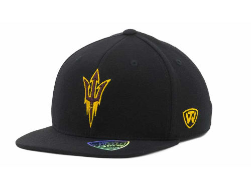 Arizona State Sun Devils Top of the World NCAA Slam One-Fit Cap Hats
