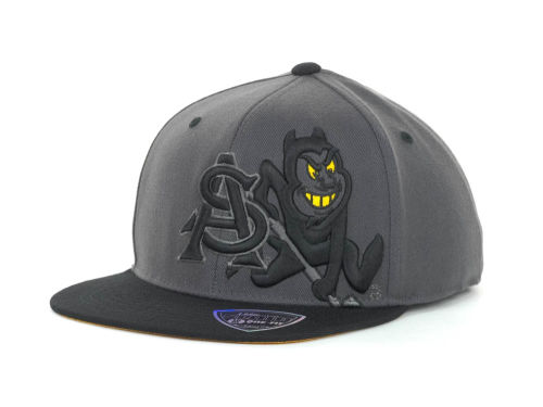 Arizona State Sun Devils Top of the World NCAA Slam Dunk One Fit Cap Hats