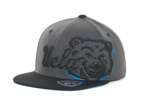 UCLA Bruins Top of the World NCAA Slam Dunk One Fit Cap Hats