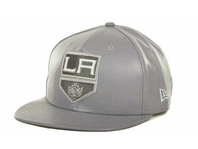 Los Angeles Kings NHL Fauxe Snapback 9FIFTY Cap Hats