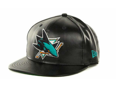 San Jose Sharks NHL Fauxe Snapback 9FIFTY Cap Hats