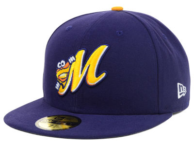 Montgomery Biscuits MiLB AC 59FIFTY Cap Hats