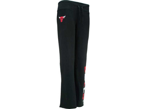 Chicago Bulls adidas NBA Womens Team Sweatpants