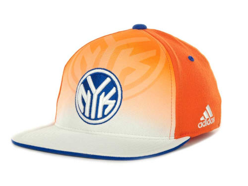 New York Knicks adidas NBA 2012-2013 NBA Draft Chase Cap Hats