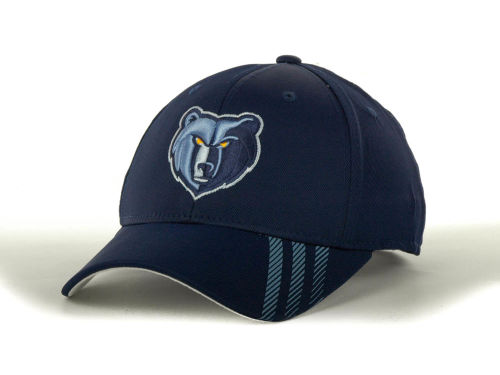 Memphis Grizzlies adidas NBA 2012-2013 NBA Chase Adjustable Cap Hats