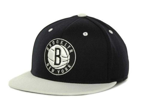 Brooklyn Nets adidas NBA 2012-2013 2-Tone Flat Flex Cap Hats