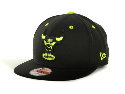Chicago Bulls NBA Hardwood Classics Base Snapback 9FIFTY Cap Hats