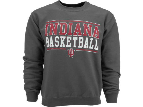 Indiana Hoosiers NCAA Equipped Crew Sweatshirt