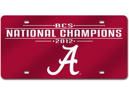 Alabama Crimson Tide Rico Industries 2013 BCS NC Laser Tag