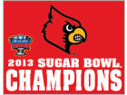 Louisville Cardinals Wincraft 2013 Sugar Bowl Champ Pin Pins, Magnets & Keychains