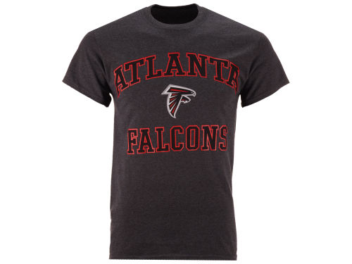 Atlanta Falcons VF Licensed Sports Group NFL Heart and Soul T-Shirt 2013