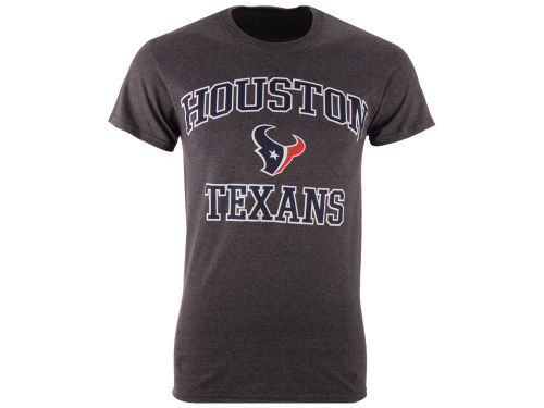 Houston Texans VF Licensed Sports Group NFL Heart and Soul T-Shirt