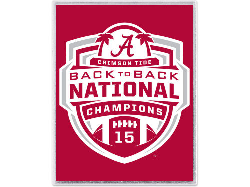 Alabama Crimson Tide Wincraft 2013 BCS NC Lapel Pin