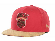 New Era NBA Hardwood Classics Exclusive Cork 59FIFTY Cap Fitted Hats