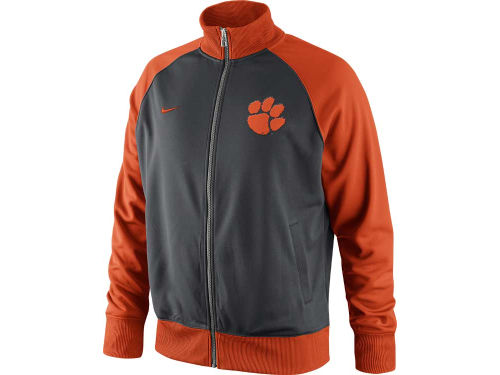 Clemson Tigers Nike NCAA 2012 Fashion Track Jacket