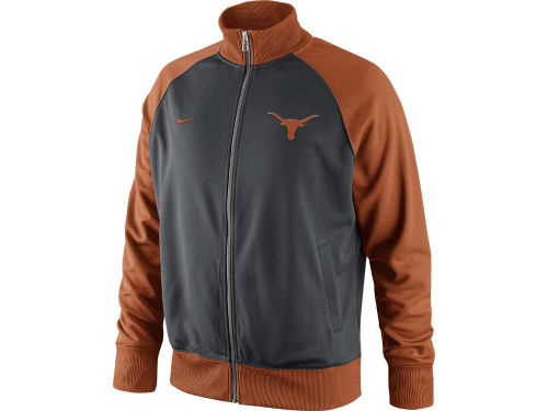 Texas Longhorns Nike NCAA 2012 Fashion Track Jacket