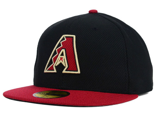 Arizona Diamondbacks New Era MLB Diamond Era 59FIFTY Cap Hats