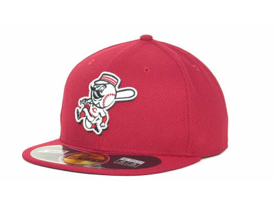 Cincinnati Reds MLB Diamond Era 59FIFTY Cap Hats