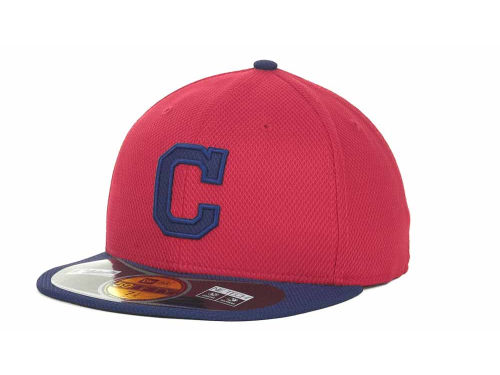 Cleveland Indians New Era MLB Diamond Era 59FIFTY Cap Hats