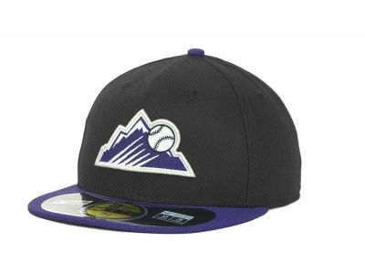 Colorado Rockies MLB Diamond Era 59FIFTY Cap Hats