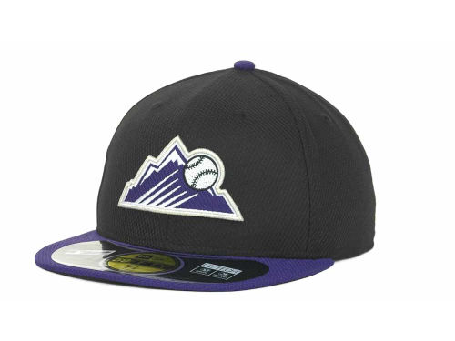 Colorado Rockies New Era MLB Diamond Era 59FIFTY Cap Hats