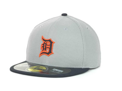 Detroit Tigers MLB Diamond Era 59FIFTY Cap Hats
