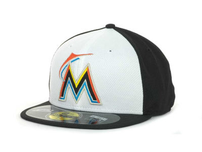 Miami Marlins MLB Diamond Era 59FIFTY Cap Hats