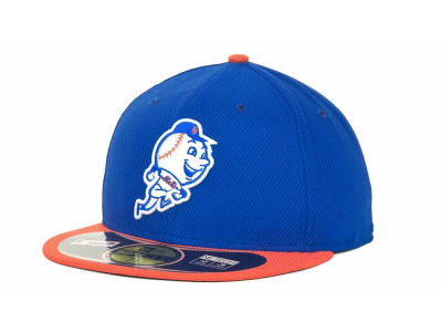 New York Mets MLB Diamond Era 59FIFTY Cap Hats