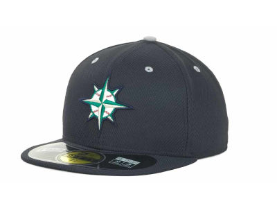 Seattle Mariners MLB Diamond Era 59FIFTY Cap Hats
